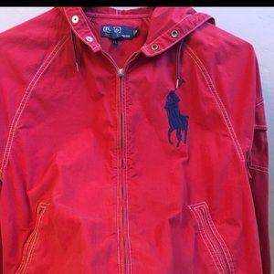 Ralph Lauren big pony hoodie